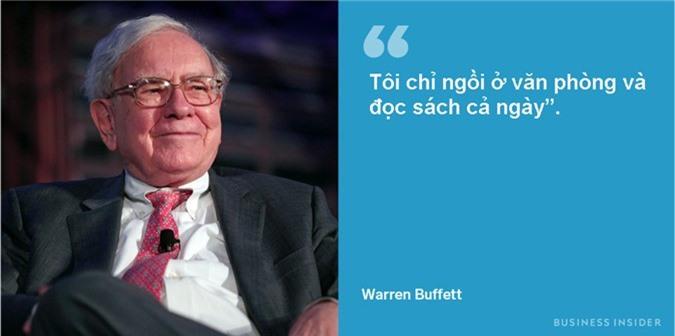 13 cau noi bat hu cua nha dau tu huyen thoai Warren Buffett hinh anh 6