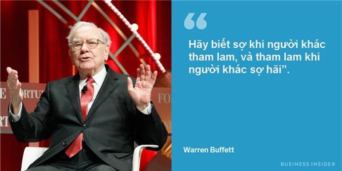 13 cau noi bat hu cua nha dau tu huyen thoai Warren Buffett hinh anh 9
