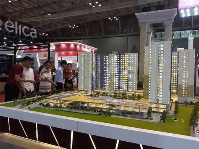 Nam Long là một doanh nghiệp uy tín trong lĩnh vực bất động sản tham gia Vietbuild 2018 tại TP.HCM (ảnh: NL)