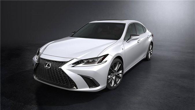 Anh chi tiet Lexus ES 2019, gia tu 46.000 USD hinh anh 4