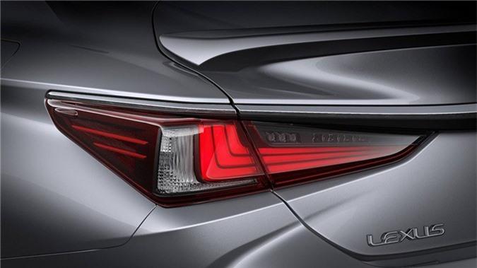 Anh chi tiet Lexus ES 2019, gia tu 46.000 USD hinh anh 5