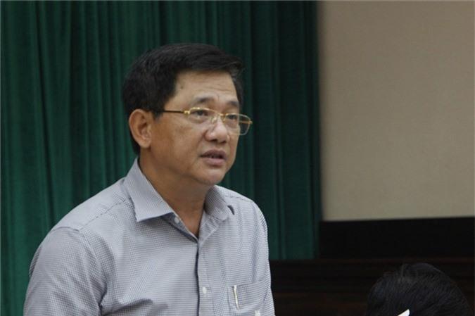 Phạm Xuân Tiến – Phó Giám đốc Sở Giáo dục đào tạo Hà Nội cho rằng không thể giao quyền cho các trường. Ảnh: Nguyễn Hà