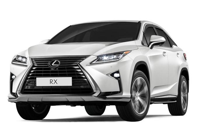 Lexus RX300 Special Edition.