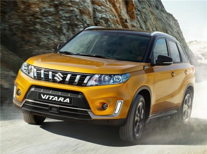 Suzuki Vitara 2019 lo dien hoan toan, loai bo dong co diesel hinh anh 1