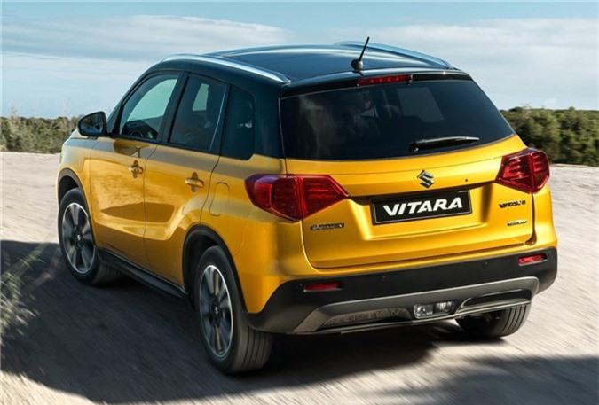 Suzuki Vitara 2019 lo dien hoan toan, loai bo dong co diesel hinh anh 3
