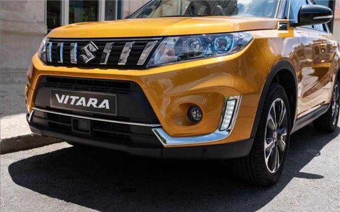 Suzuki Vitara 2019 lo dien hoan toan, loai bo dong co diesel hinh anh 4
