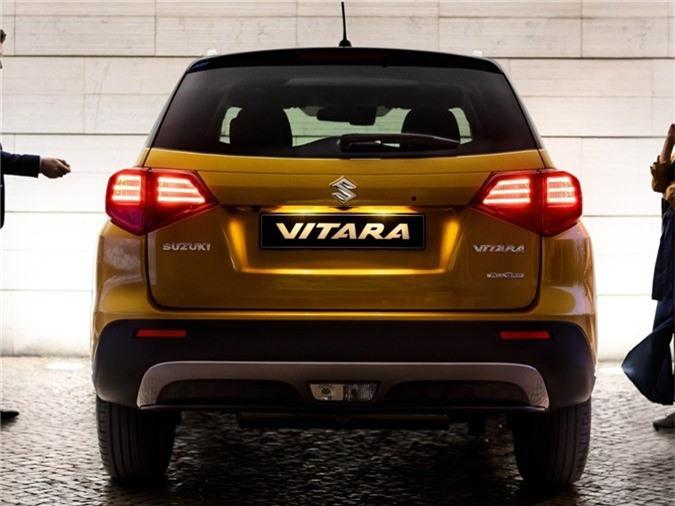 Suzuki Vitara 2019 lo dien hoan toan, loai bo dong co diesel hinh anh 5