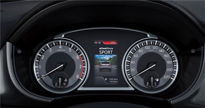 Suzuki Vitara 2019 lo dien hoan toan, loai bo dong co diesel hinh anh 6