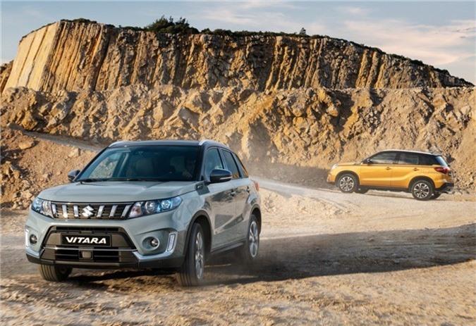 Suzuki Vitara 2019 lo dien hoan toan, loai bo dong co diesel hinh anh 8