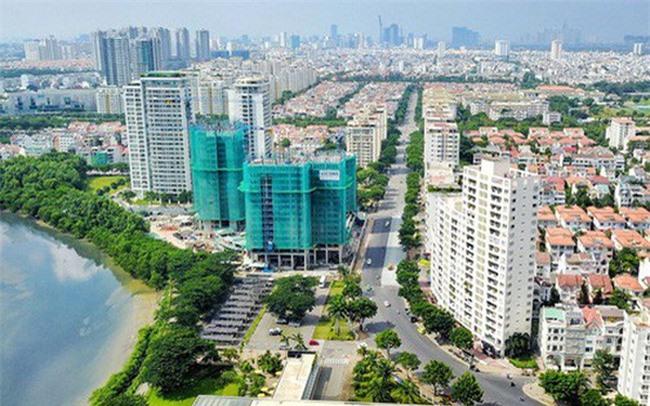 HoREA kiến nghị hệ số rủi ro cho vay bất động sản là 200% (ảnh TL)