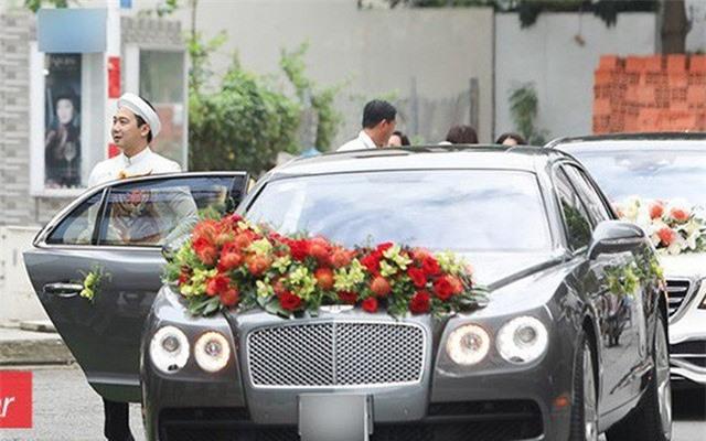 Siêu xe Bentley đời mới được chồng Lan Khuê sử dụng