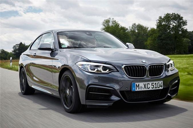 4. BMW M240i 2018.