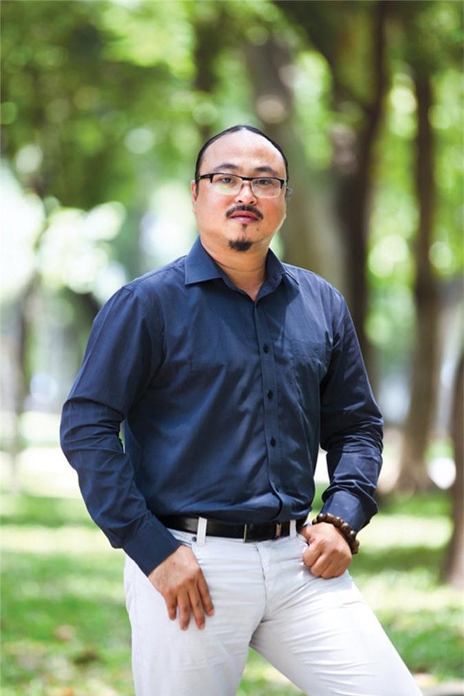 Doanh nhân Phạm Tuấn Anh - Tổng giám đốc Công ty TNHH Đầu tư - Thương mại Sư tử Vàng.