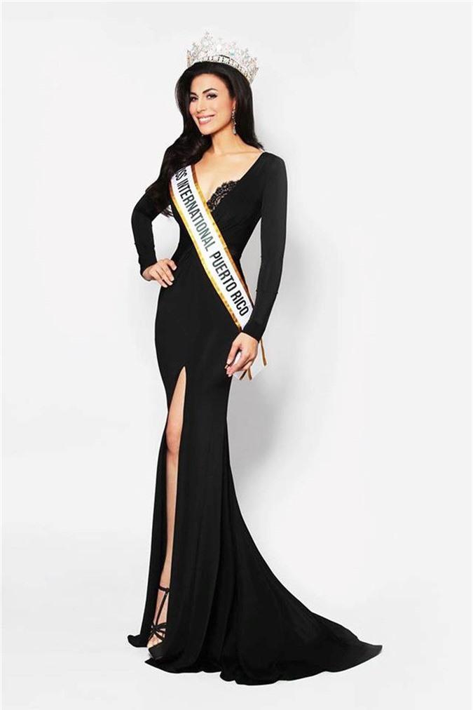 Những đối thủ nặng ký của Á hậu Thuý An tại Miss International 2018 - ảnh 10