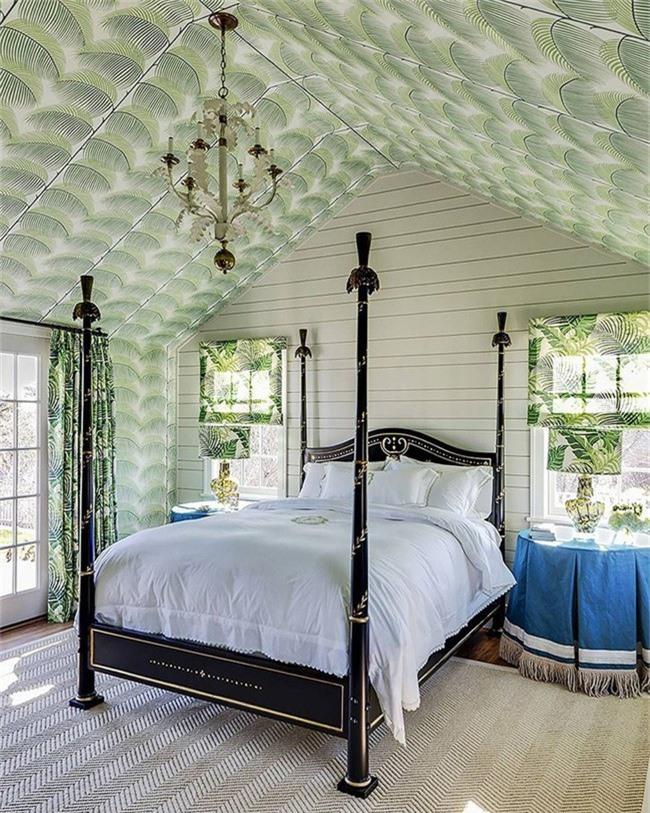 Những mẫu giường Canopy vừa đẹp vừa nữ tính khiến chị em mê mẩn - Ảnh 1.