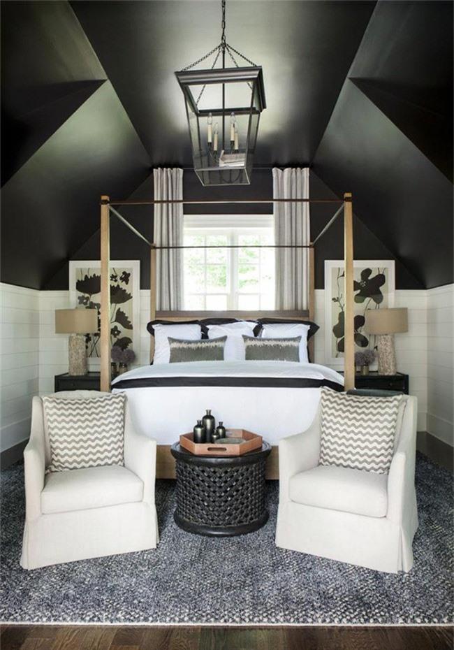 Những mẫu giường Canopy vừa đẹp vừa nữ tính khiến chị em mê mẩn - Ảnh 10.