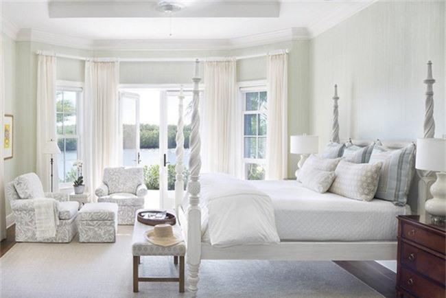 Những mẫu giường Canopy vừa đẹp vừa nữ tính khiến chị em mê mẩn - Ảnh 13.