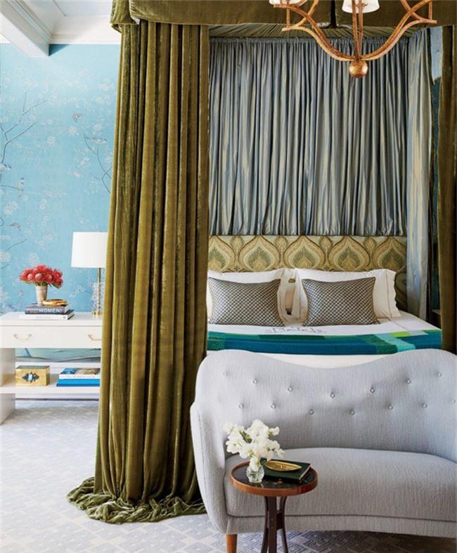 Những mẫu giường Canopy vừa đẹp vừa nữ tính khiến chị em mê mẩn - Ảnh 16.
