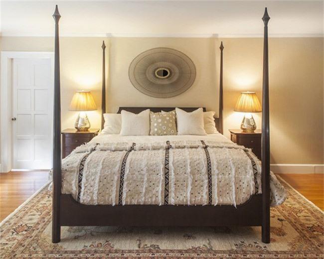 Những mẫu giường Canopy vừa đẹp vừa nữ tính khiến chị em mê mẩn - Ảnh 17.