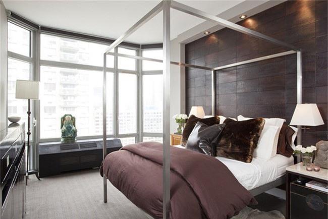 Những mẫu giường Canopy vừa đẹp vừa nữ tính khiến chị em mê mẩn - Ảnh 20.