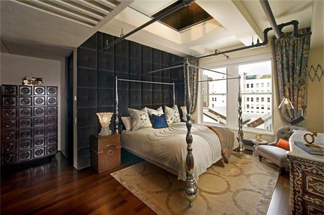 Những mẫu giường Canopy vừa đẹp vừa nữ tính khiến chị em mê mẩn - Ảnh 4.