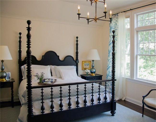 Những mẫu giường Canopy vừa đẹp vừa nữ tính khiến chị em mê mẩn - Ảnh 6.