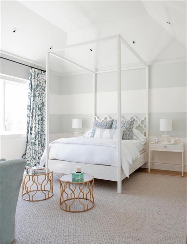 Những mẫu giường Canopy vừa đẹp vừa nữ tính khiến chị em mê mẩn - Ảnh 7.