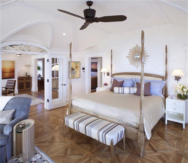 Những mẫu giường Canopy vừa đẹp vừa nữ tính khiến chị em mê mẩn - Ảnh 8.