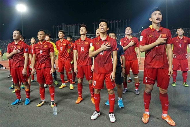 ĐT Việt Nam sắp tập trung chuẩn bị so tài AFF Cup 2018.