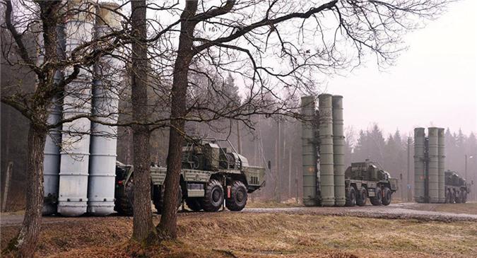 Hệ thống tên lửa S-300.