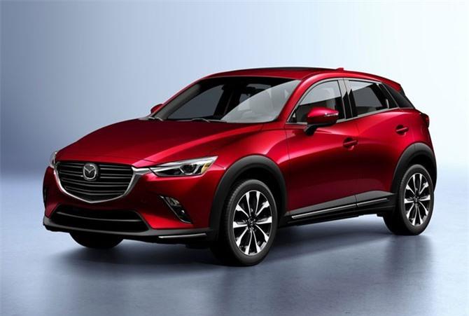 =4. Mazda CX-3 Sport FWD 2019 (mức tiêu hao nhiên liệu: 8,3 lít/100 km).