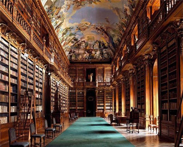 Nhiếp ảnh gia người Ý thực hiện cuộc hành trình đi tìm thư viện đẹp nhất thế giới, và đây là những gì anh ấy ghi lại được - Ảnh 14.