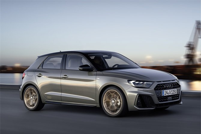 1. Audi A1 2019.