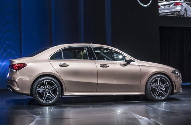 14. Mercedes-Benz A-Class Sedan 2019.