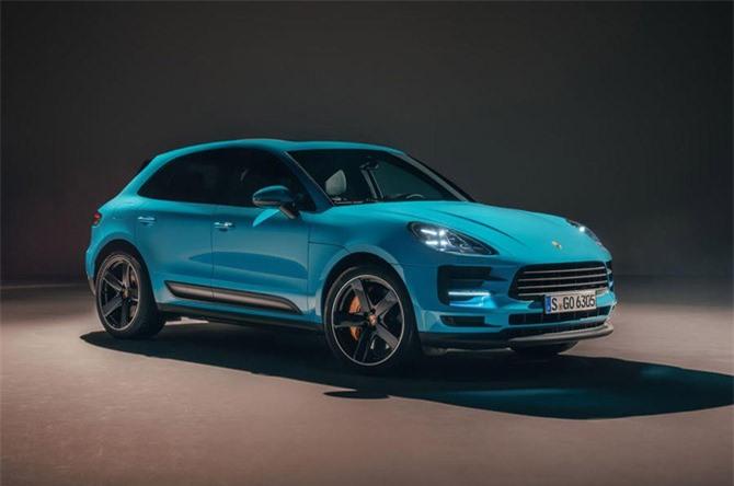 20. Porsche Macan Facelift 2019.