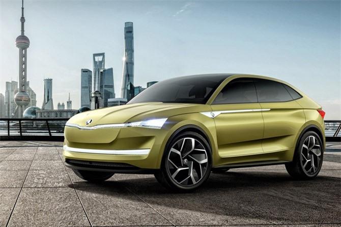22. Skoda Vision RS Concept 2019.