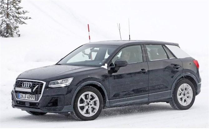 3. Audi SQ2 2019.