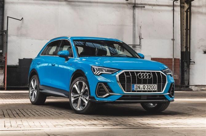 4. Audi Q3 2019.