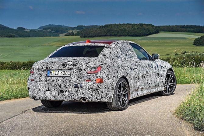 5. BMW 3 Series 2019.