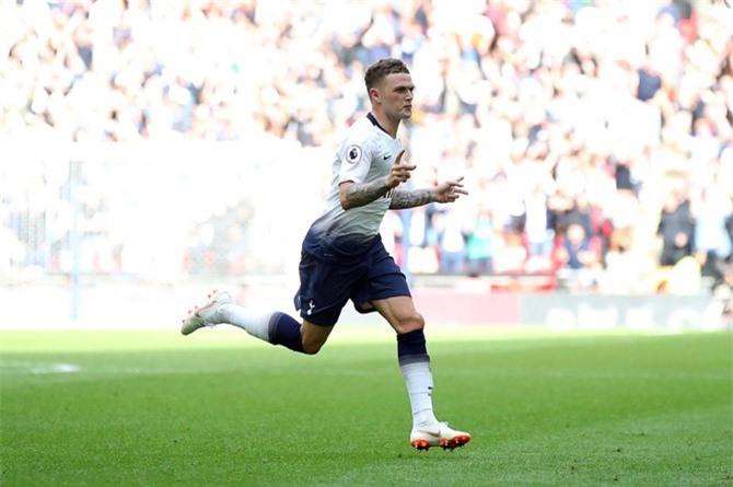 Hậu vệ phải: Kieran Trippier (Tottenham).