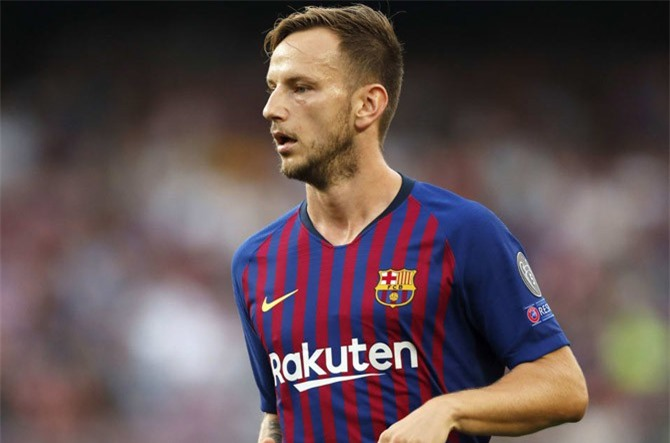 Tiền vệ: Ivan Rakitic (Barcelona).