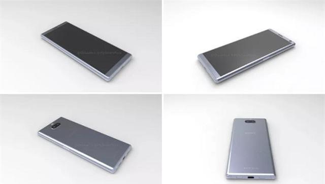 Điện thoại mới sở hữu đường viền màn hình chính phía trên và mép dưới mỏng hơn