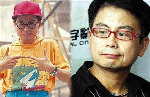 Nam diễn viên Hoàng Nhất Sơn khi còn trẻ và hiện tại (ảnh phải).