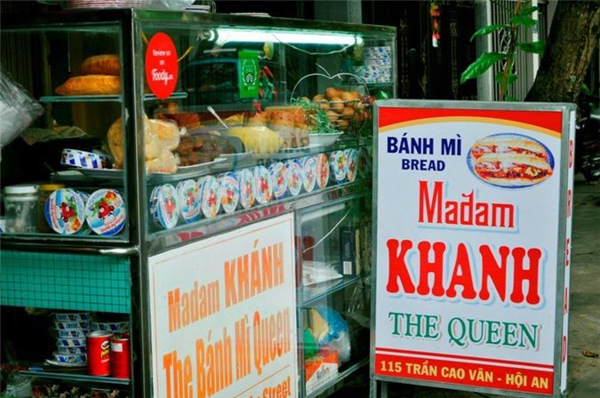 Bánh mì Madam Khanh