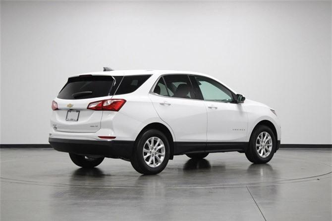 4. Chevrolet Equinox (doanh số: 25.663 chiếc).