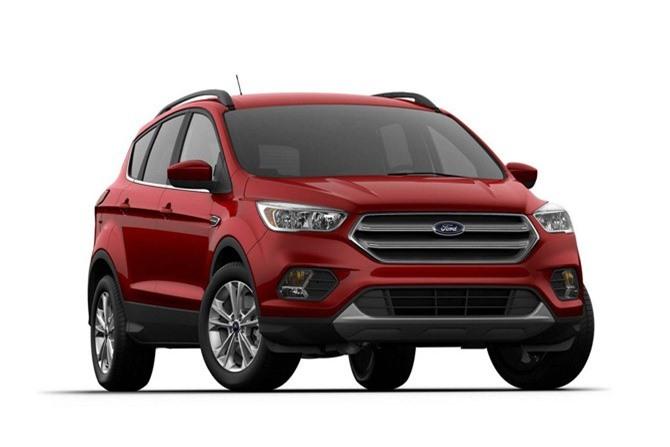 8. Ford Escape (doanh số: 20.398 chiếc).