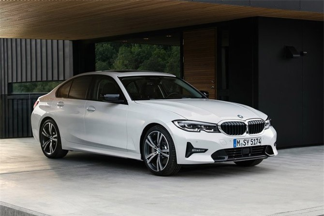 10. BMW 3 Series.