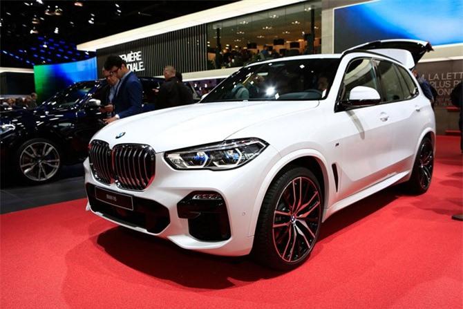 12. BMW X5.