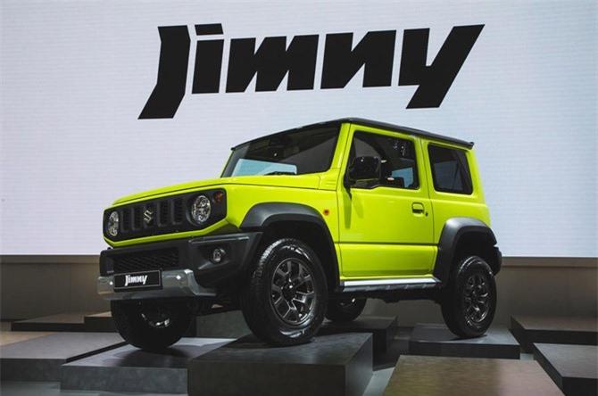 16. Suzuki Jimny.