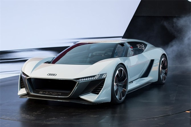 3. Audi PB 18 e-tron Concept.